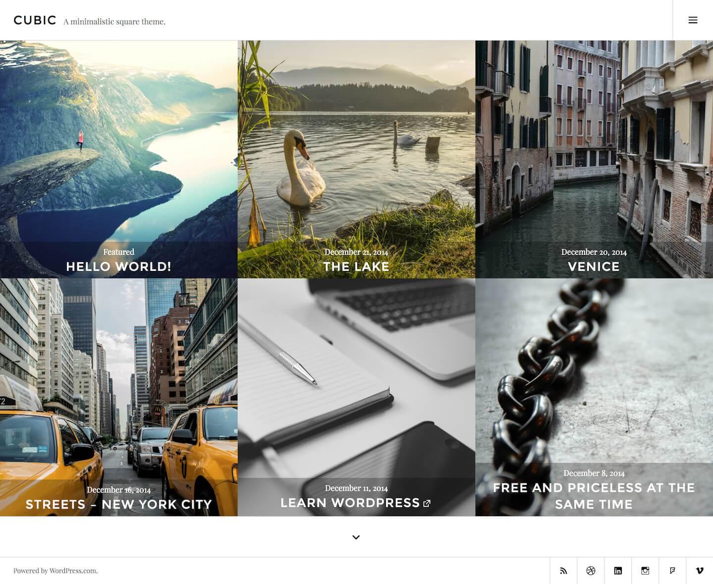 Top 15 des thèmes WordPress gratuits