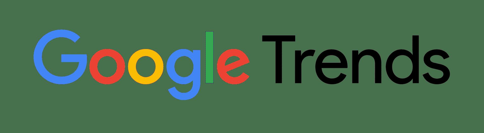 Google Trends pour les nuls