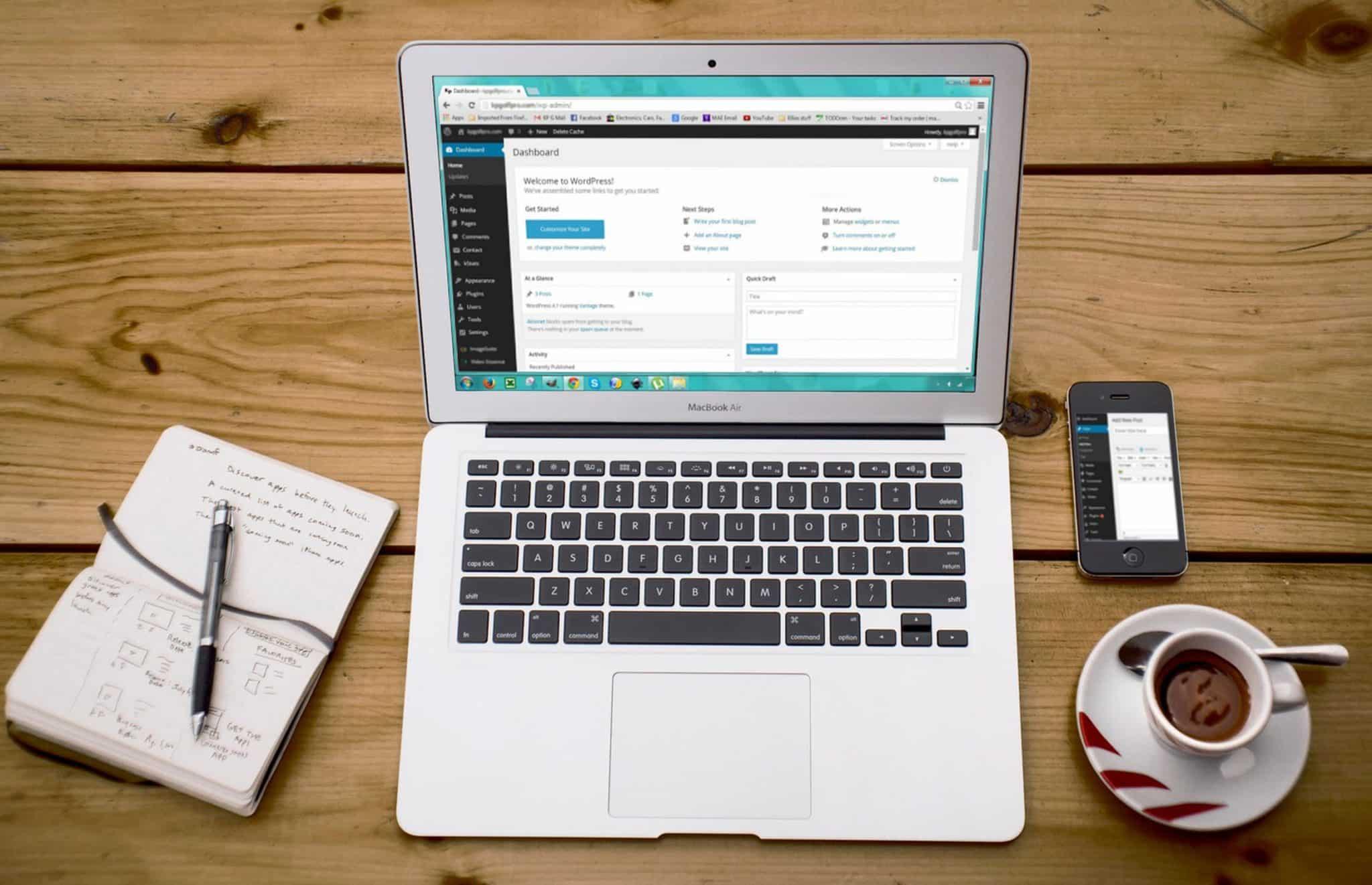Top 15 des thèmes WordPress gratuits pour votre site